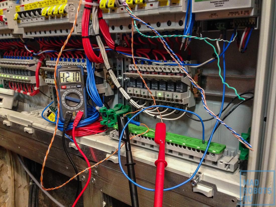Хроники ремонта: как мы делали новый умный офис Madrobots. Часть вторая, умная - 40
