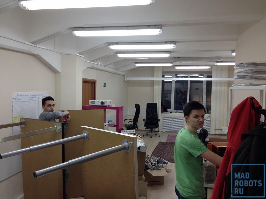 Хроники ремонта: как мы делали новый умный офис Madrobots. Часть вторая, умная - 73