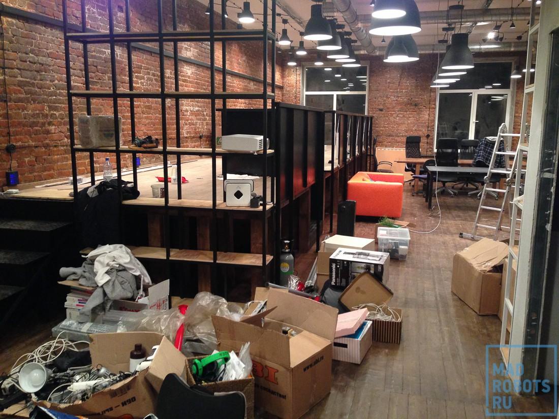Хроники ремонта: как мы делали новый умный офис Madrobots. Часть вторая, умная - 74