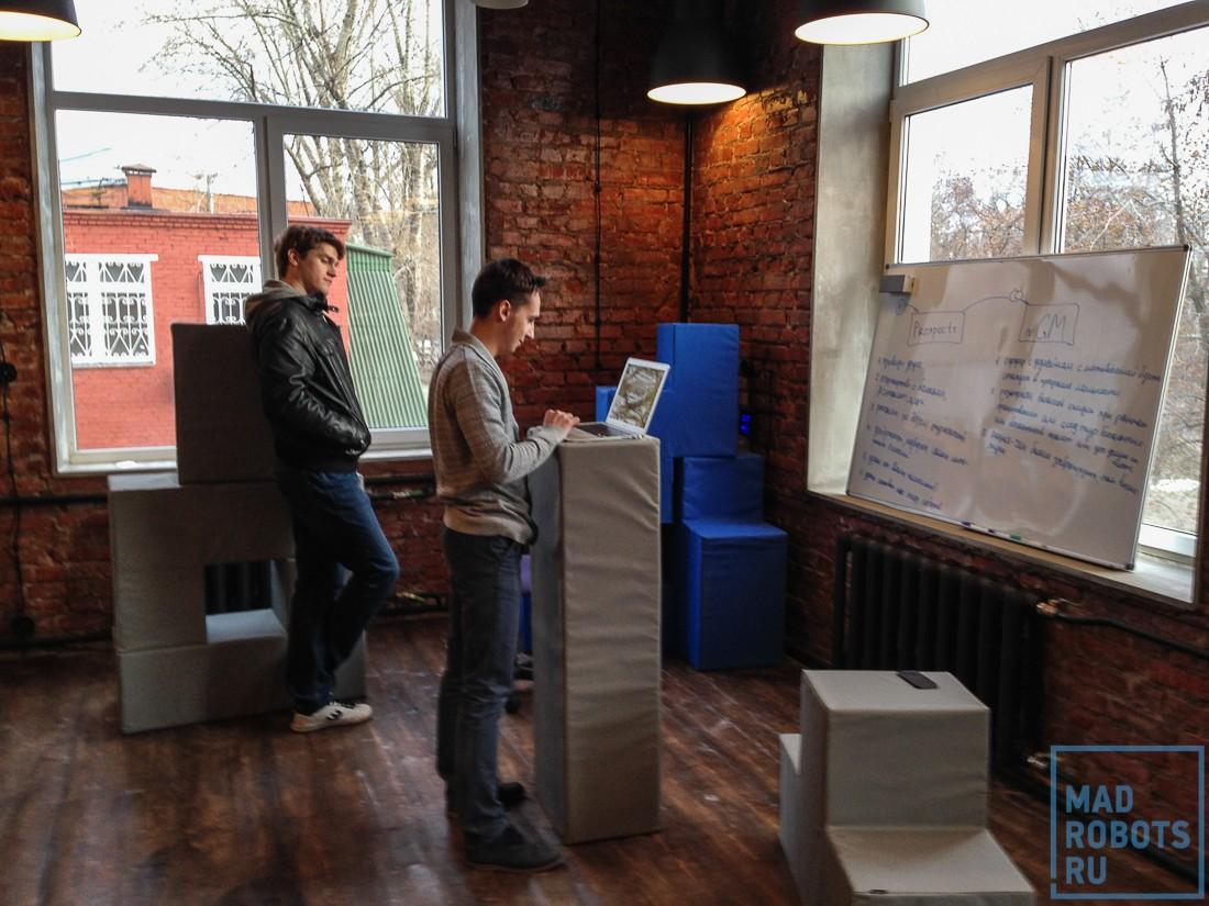 Хроники ремонта: как мы делали новый умный офис Madrobots. Часть вторая, умная - 76