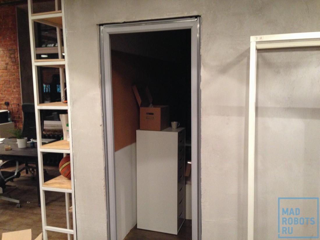 Хроники ремонта: как мы делали новый умный офис Madrobots. Часть вторая, умная - 81