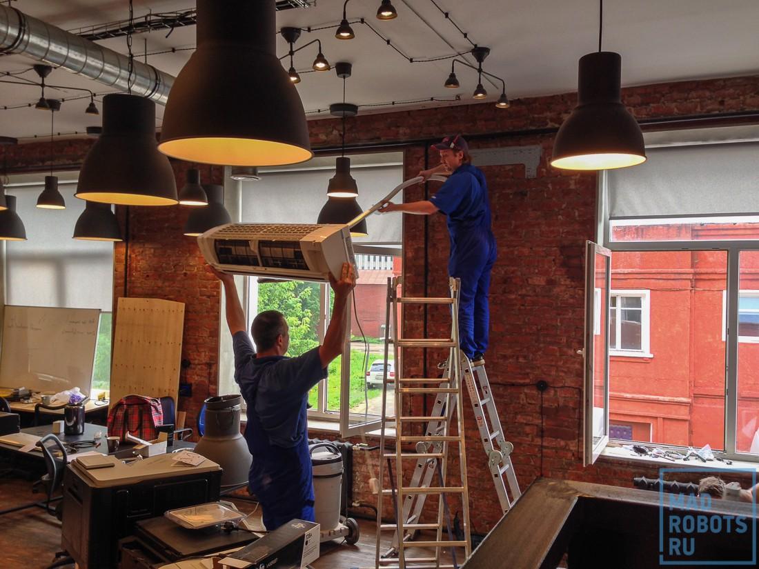 Хроники ремонта: как мы делали новый умный офис Madrobots. Часть вторая, умная - 88