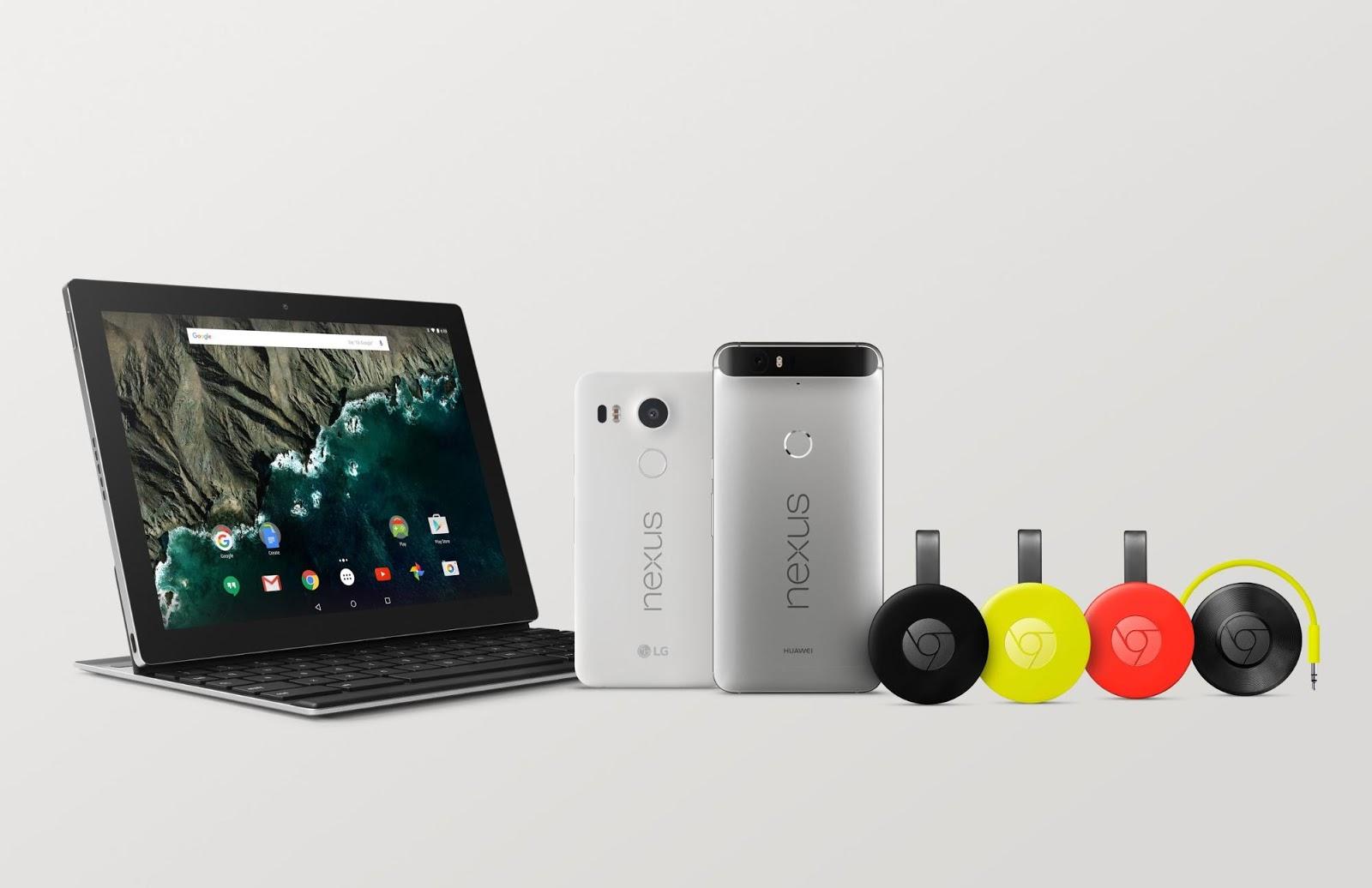 Новые Nexus, Chromecast и Android 6.0 Marshmallow: теперь официально - 11