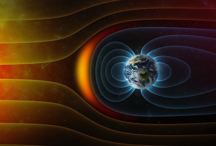 Нужно ли Марсу магнитное поле? - 2