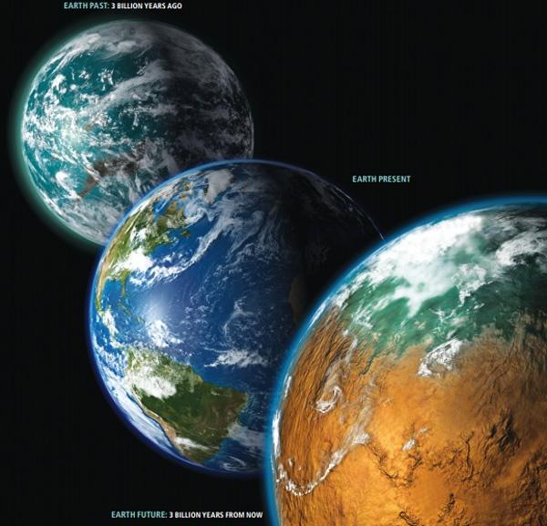 Нужно ли Марсу магнитное поле? - 7