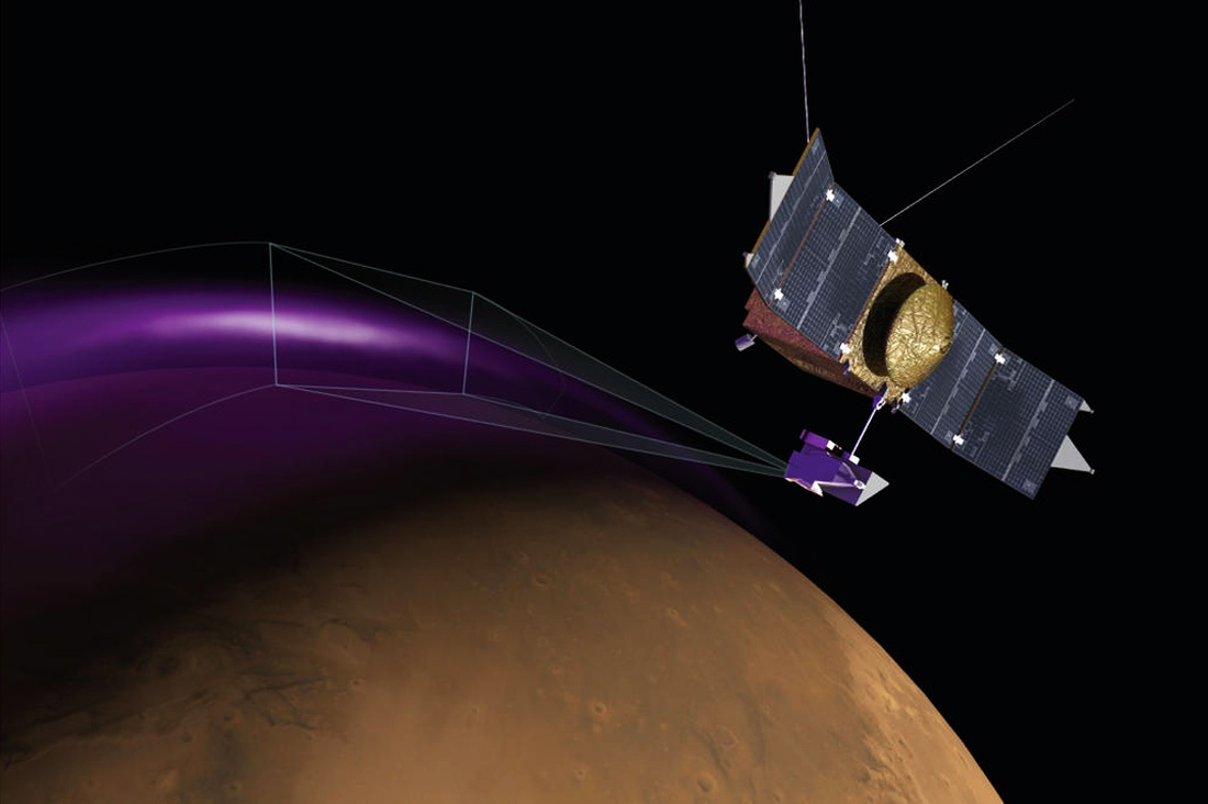 Нужно ли Марсу магнитное поле? - 1