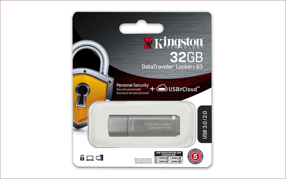 [Тестирование] USB накопитель Kingston Locker+ G3 — защищен во всех смыслах - 2
