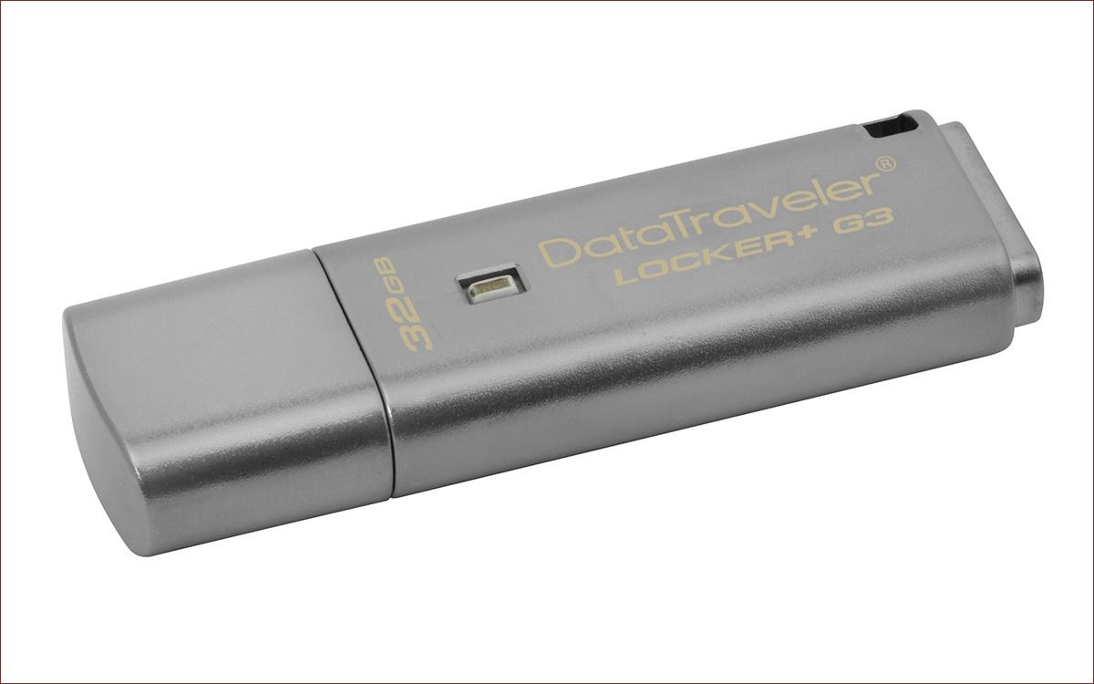 [Тестирование] USB накопитель Kingston Locker+ G3 — защищен во всех смыслах - 1