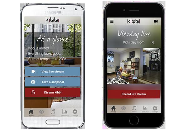 Kibbi — универсальная система безопасности для дома - 3