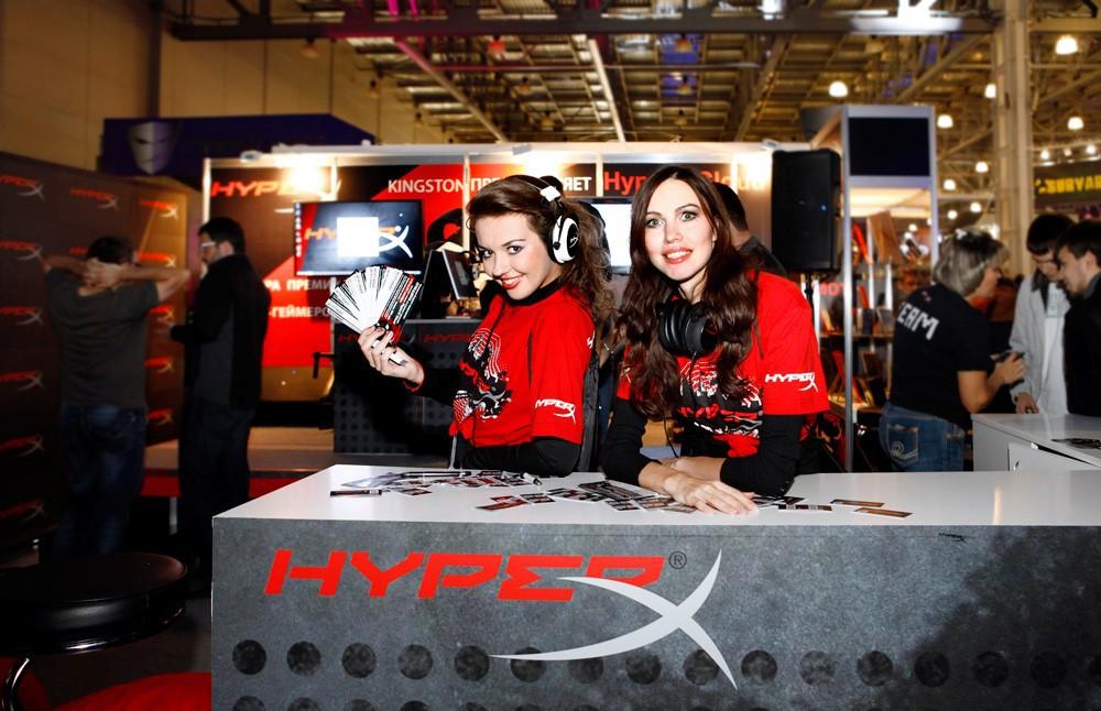 [Информационный пост] HyperX на выставке Игромир 2015 в Москве - 2