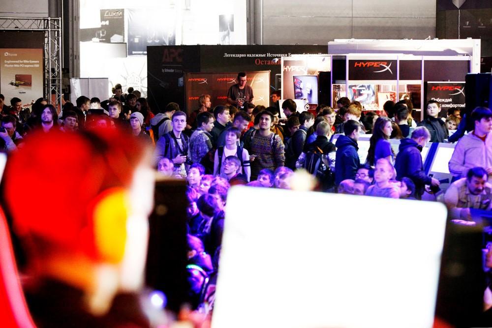 [Информационный пост] HyperX на выставке Игромир 2015 в Москве - 3