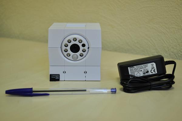Обзор iCam HD 360 - 13