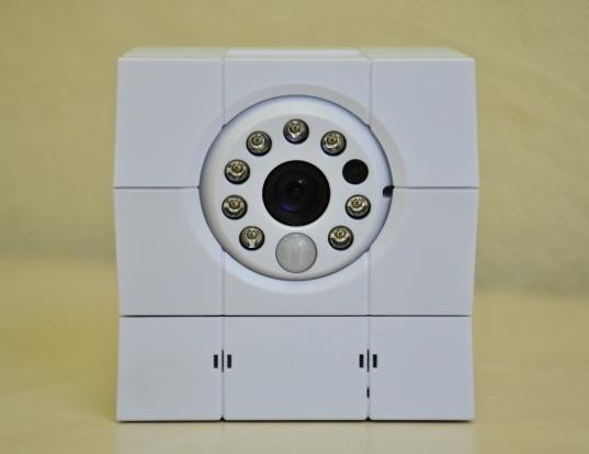 Обзор iCam HD 360 - 1