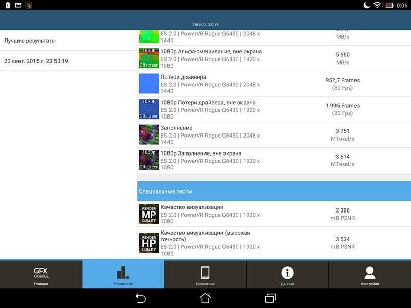 Обзор планшета ASUS ZenPad S 8.0 - 47