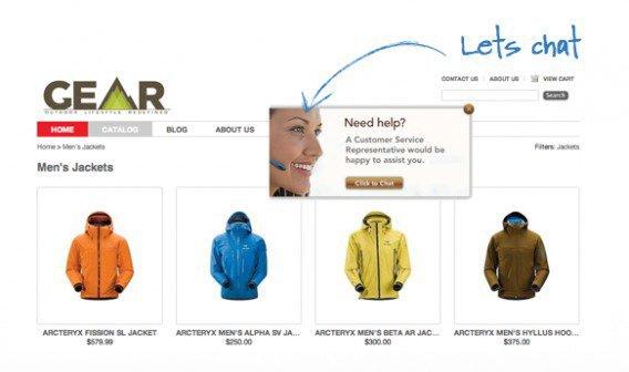 Онлайн-консультант как способ увеличения конверсии на сайте - 3