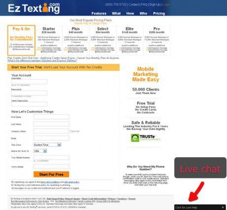 Онлайн-консультант как способ увеличения конверсии на сайте - 4