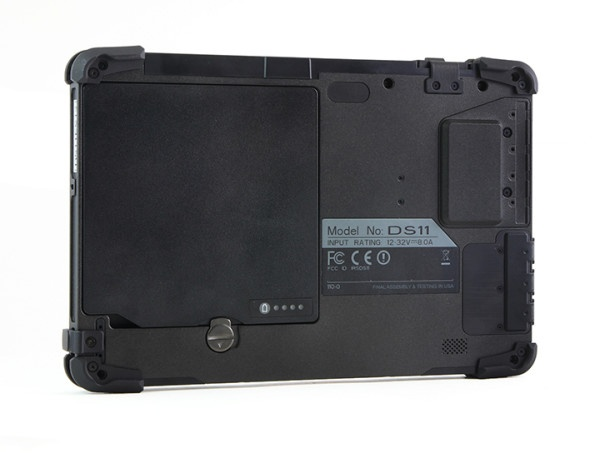 Планшет Amrel Rocky DS11 весит 1,39 кг
