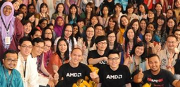 В 2016 финансовом году в AMD рассчитывают вследствие реорганизации сэкономить 58 млн долларов