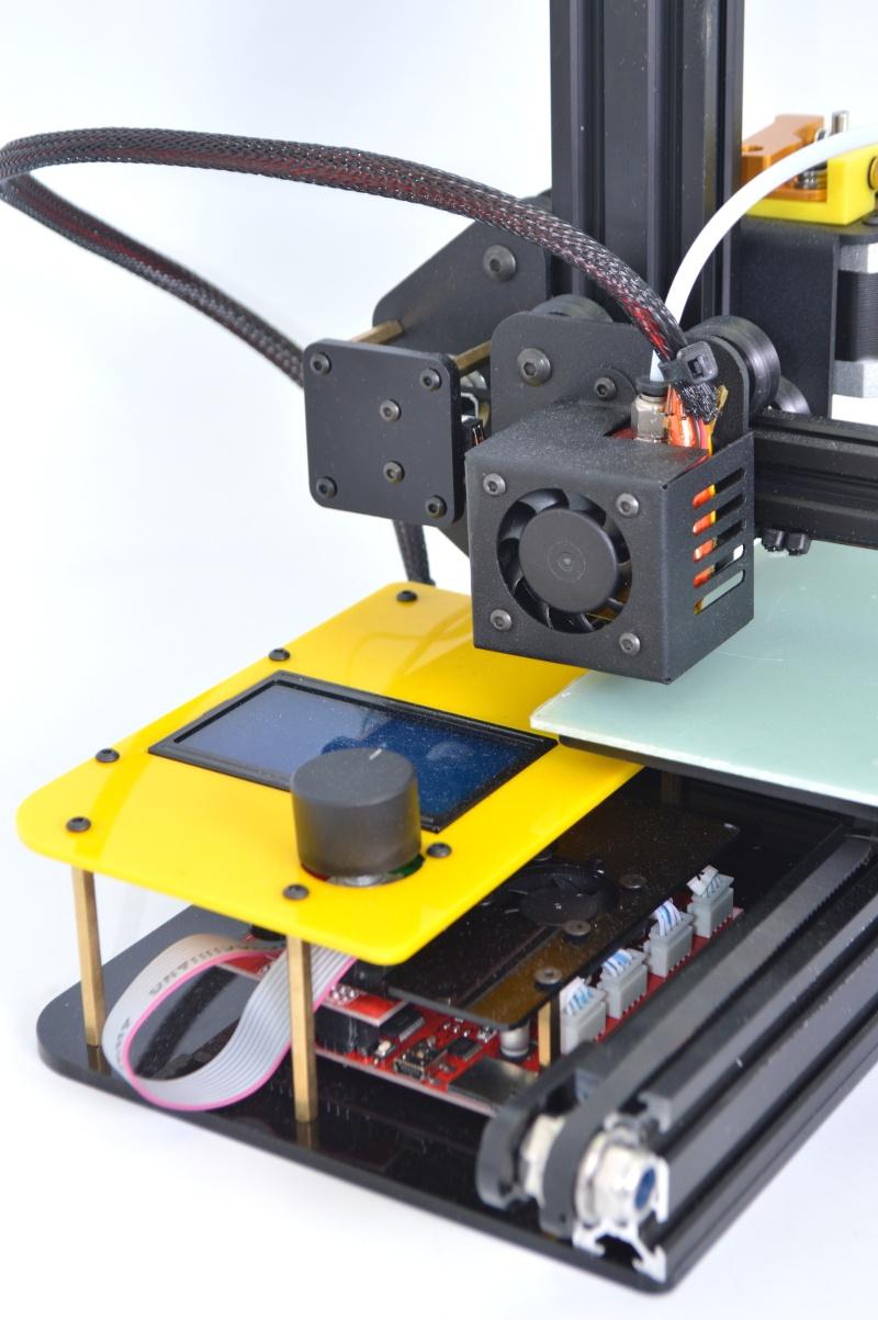 Обзор принтера Freaks3D Kit от Elec Freaks — все по-честному - 11