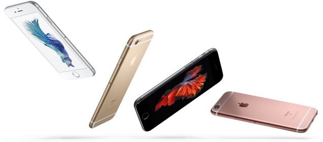 В сети появились изображения смартфона Apple iPhone 6s mini