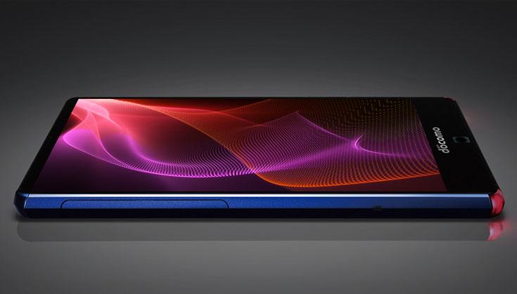 Компания Sharp представила смартфон Aquos Zeta SH-01H