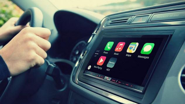 Высказываются версии о том, что компания из Купертино будет использовать технологии VocalIQ при создании мультимедийной системы своего автомобиля