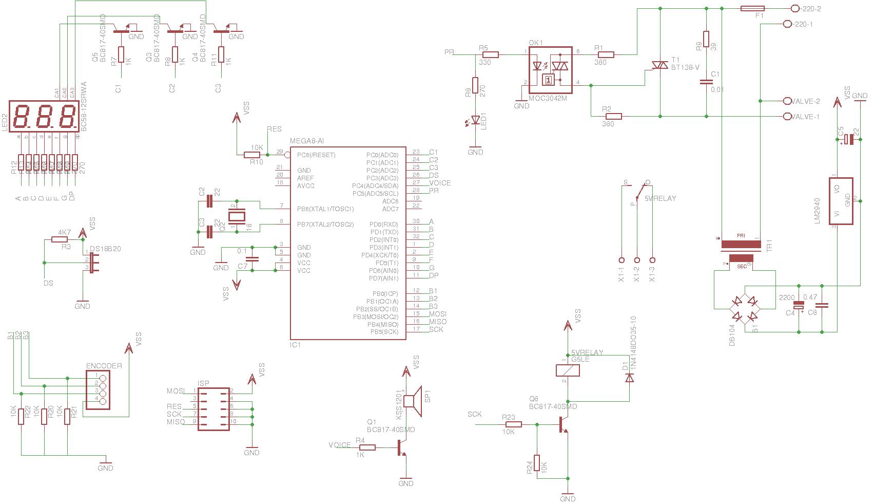 Автоматизация управления флегмовым числом домашней ректификационной колонны - 6