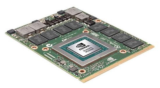 Новые GPU Nvidia Quadro M Mobile поддерживают DirectX 12 и OpenGL 4.5
