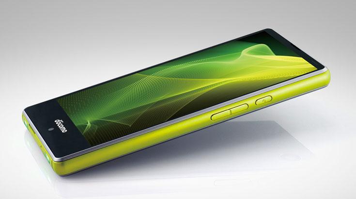 Степень защиты смартфона Sharp Aquos Compact SH-02H — IP68