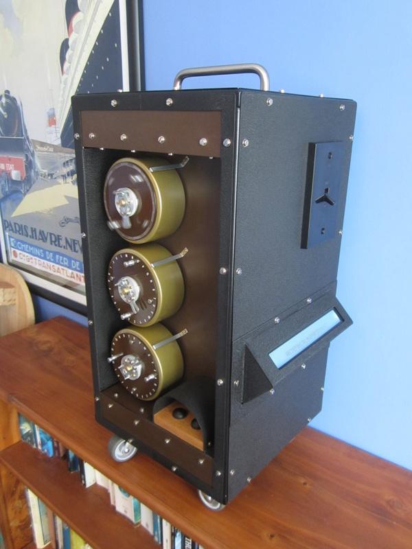 Эмулятор «Бомбы» Тьюринга на Raspberry Pi и Arduino - 1