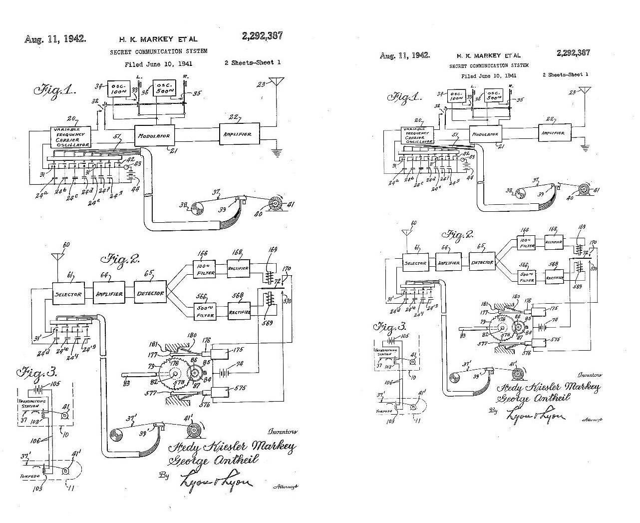 Хеди Ламарр — голливудская звезда 40-х годов, которая «изобрела» Wi-fi и GPS - 5