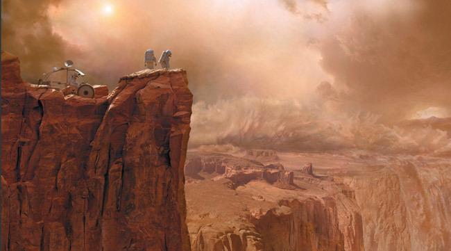 Илон Маск разъяснил свою идею ядерной бомбардировки Марса - 3