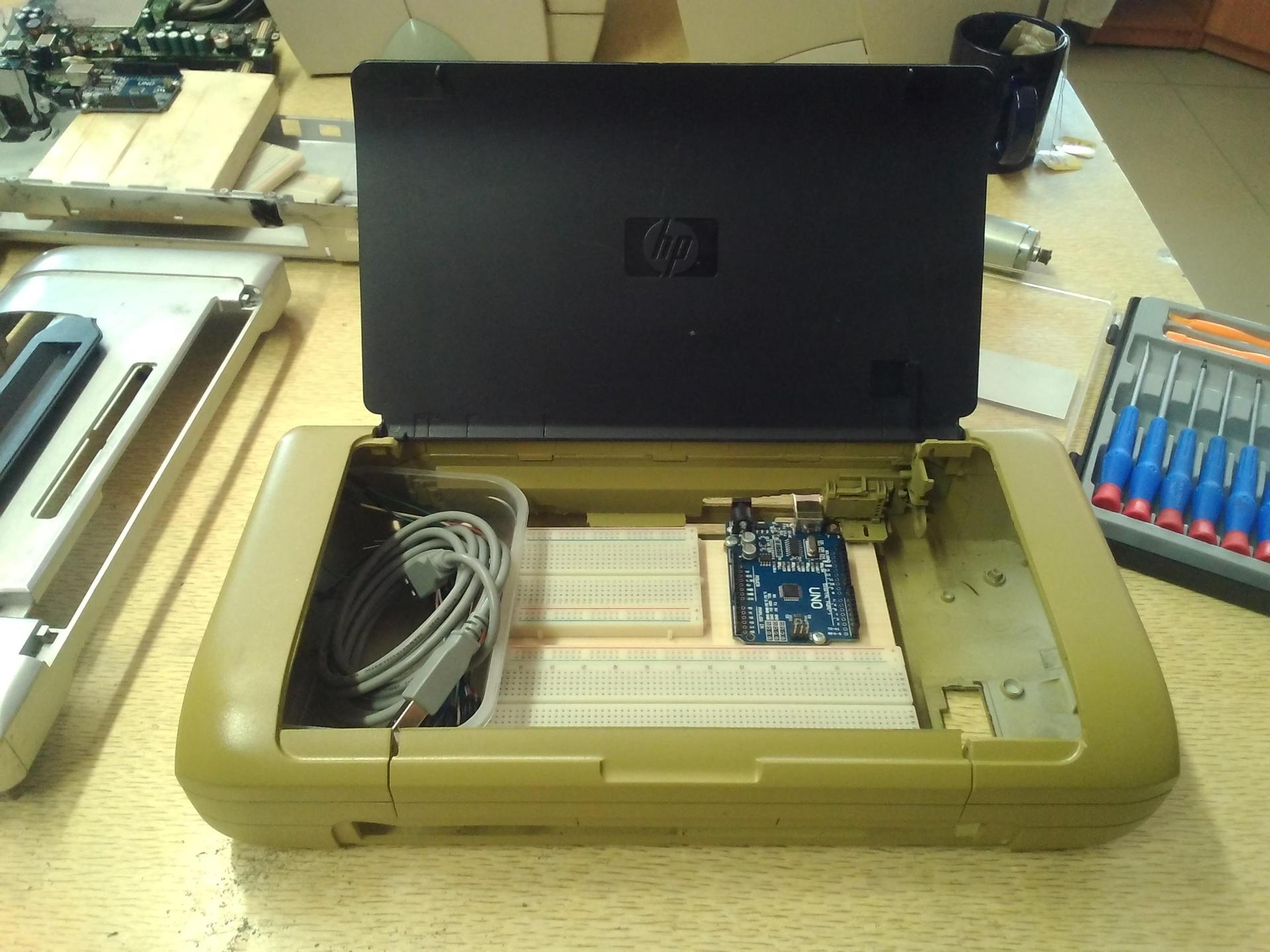 Индивидуальные макеты для кружка радиоэлектроники на базе… да-да, опять Arduino - 5