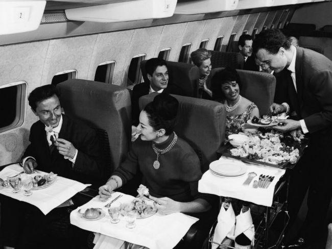 Исследования: Почему самолетная еда такая невкусная - 2