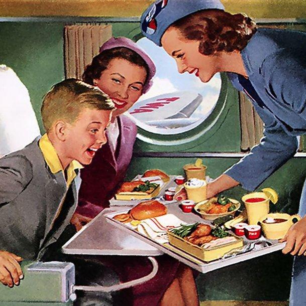 Исследования: Почему самолетная еда такая невкусная - 3
