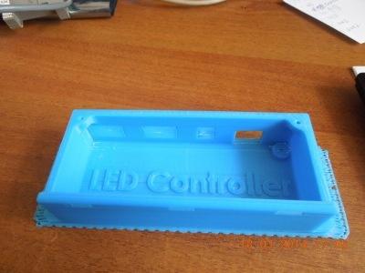 Контроллер управления светодиодными RGB-лентами LED-C-01 - 14
