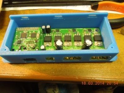 Контроллер управления светодиодными RGB-лентами LED-C-01 - 15