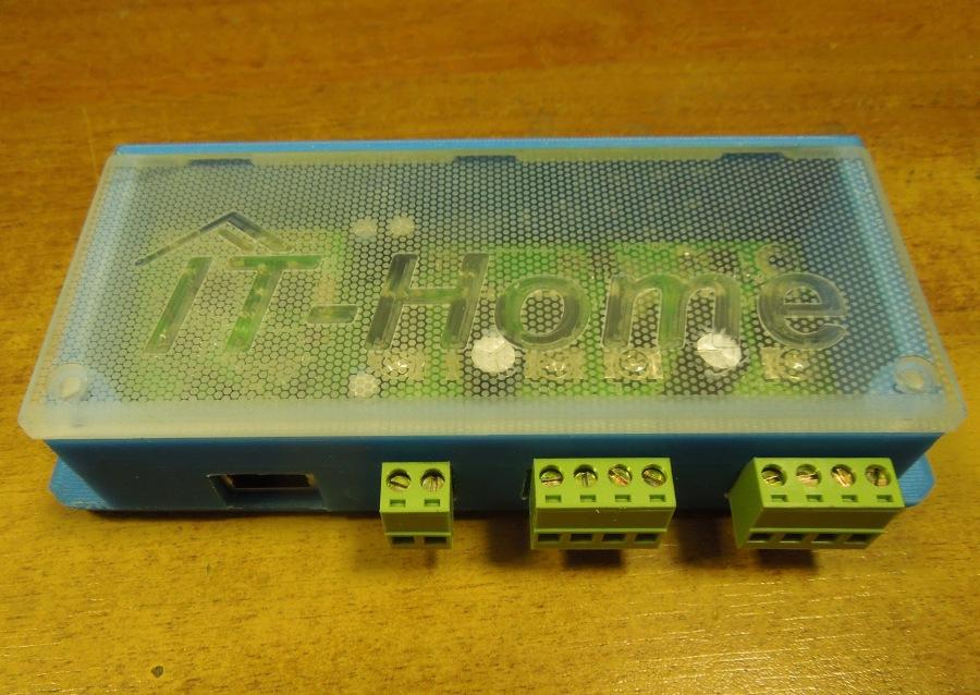 Контроллер управления светодиодными RGB-лентами LED-C-01 - 16
