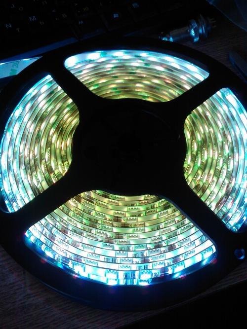 Контроллер управления светодиодными RGB-лентами LED-C-01 - 6