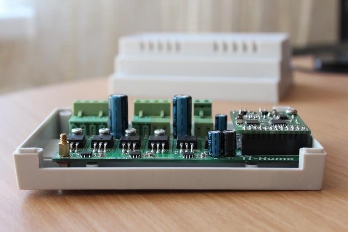 Контроллер управления светодиодными RGB-лентами LED-C-01 - 7