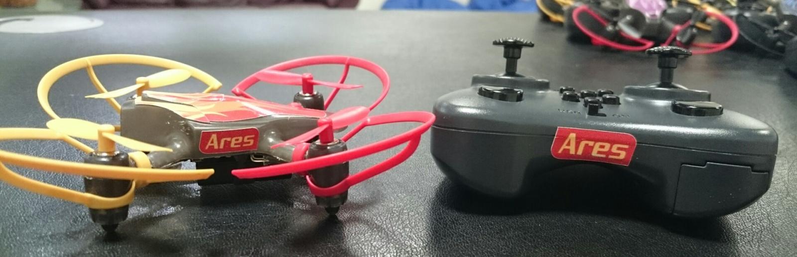 Обзор квадрокоптера Drone Fighter с точки зрения предприятия - 10