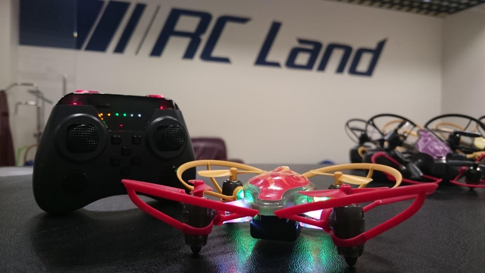 Обзор квадрокоптера Drone Fighter с точки зрения предприятия - 2