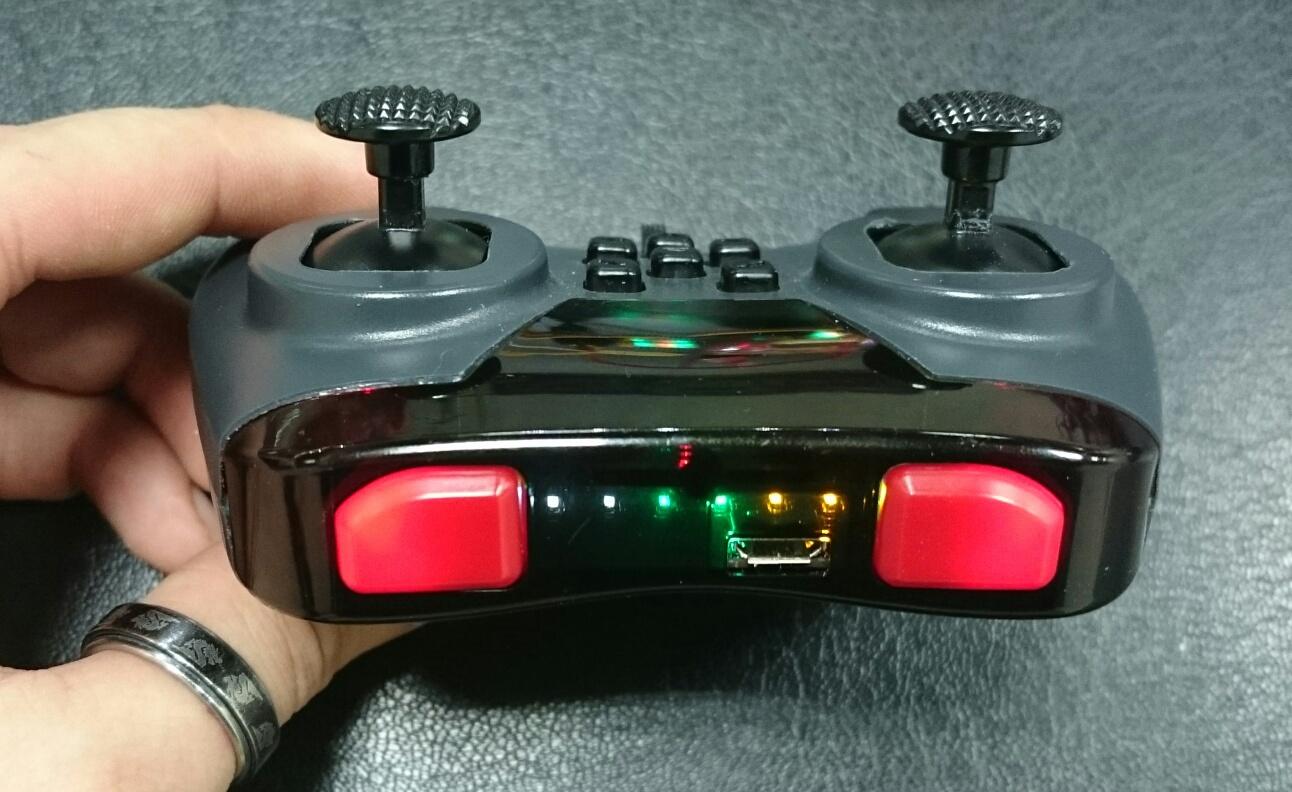 Обзор квадрокоптера Drone Fighter с точки зрения предприятия - 3