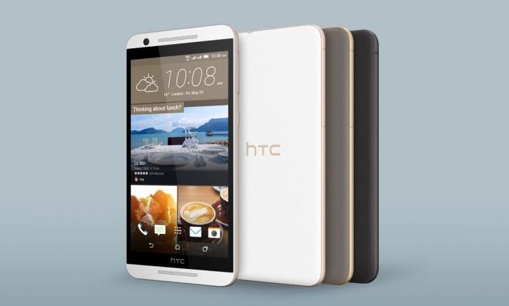 HTC представила смартфон One E9s