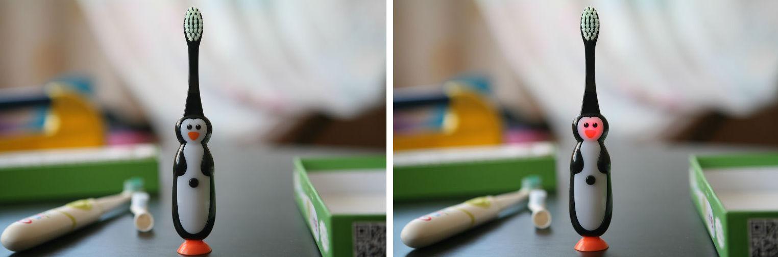 Зачем нужна «иGRUSHка для зубов» — обзор интерактивной зубной щетки для детей и взрослых - 3