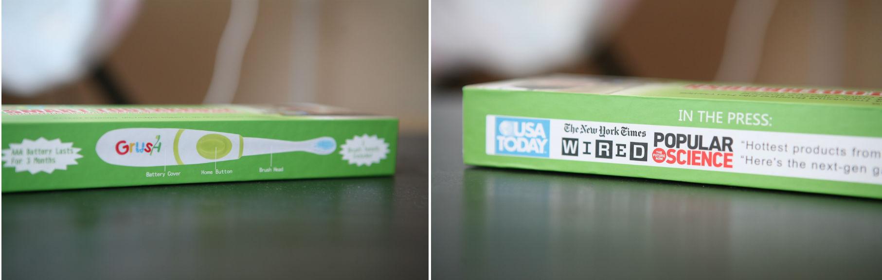 Зачем нужна «иGRUSHка для зубов» — обзор интерактивной зубной щетки для детей и взрослых - 6