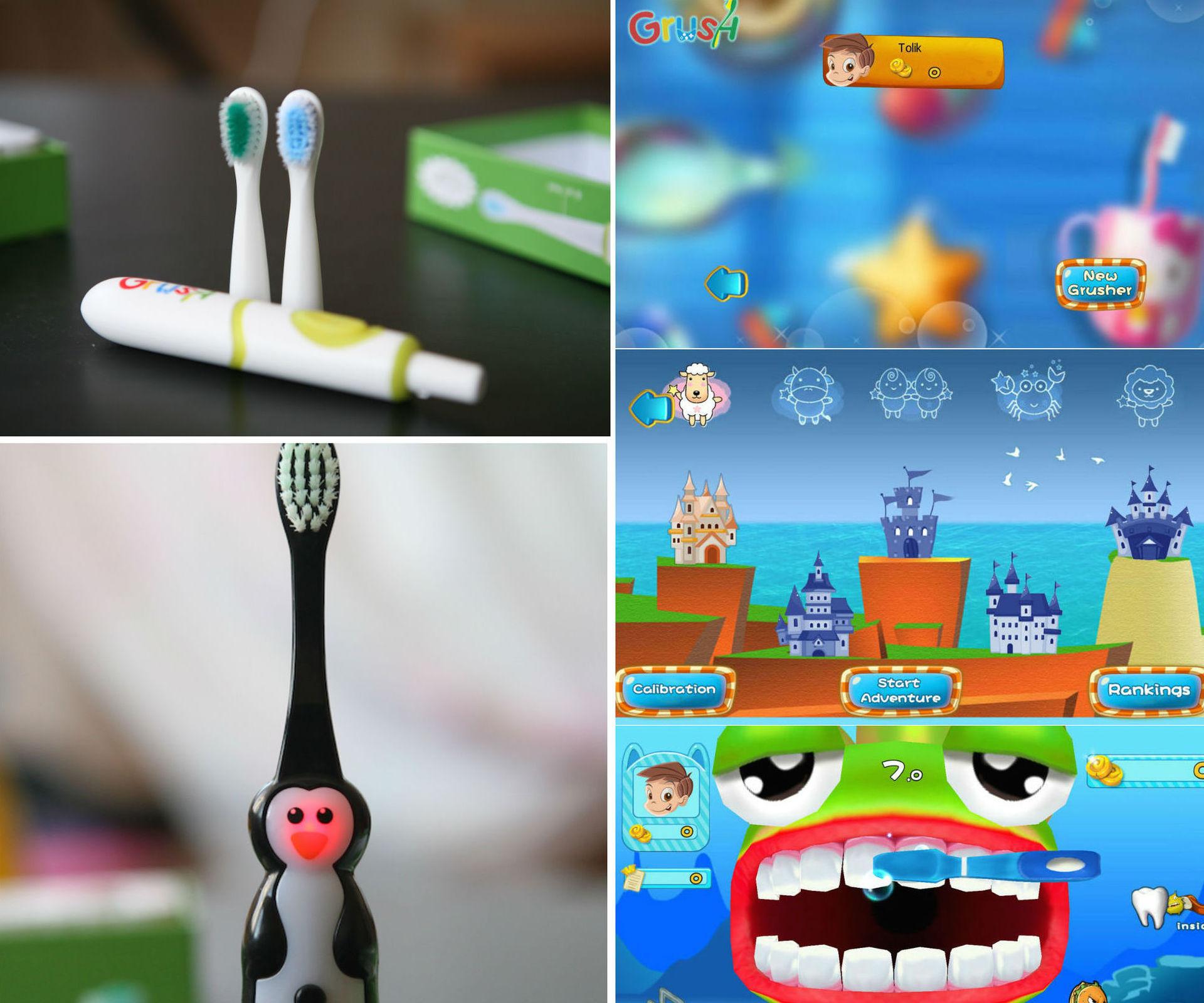 Зачем нужна «иGRUSHка для зубов» — обзор интерактивной зубной щетки для детей и взрослых - 1