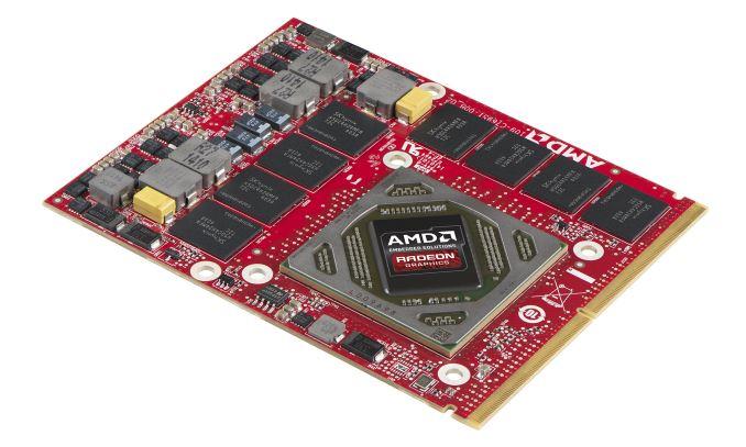Видеокарты AMD FirePro W7170M, W5170M и W5130M основаны на GPU Tonga и Cape Verde