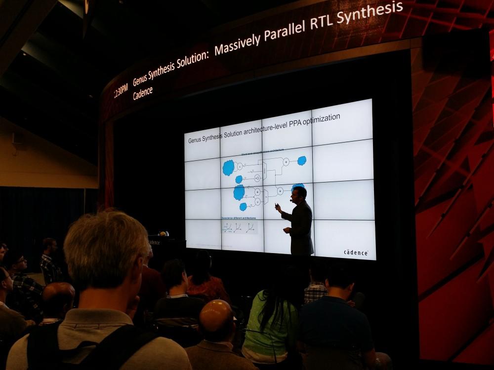 Cadence представит Genus на семинарах по разработке микросхем в Питере и Зеленограде - 1