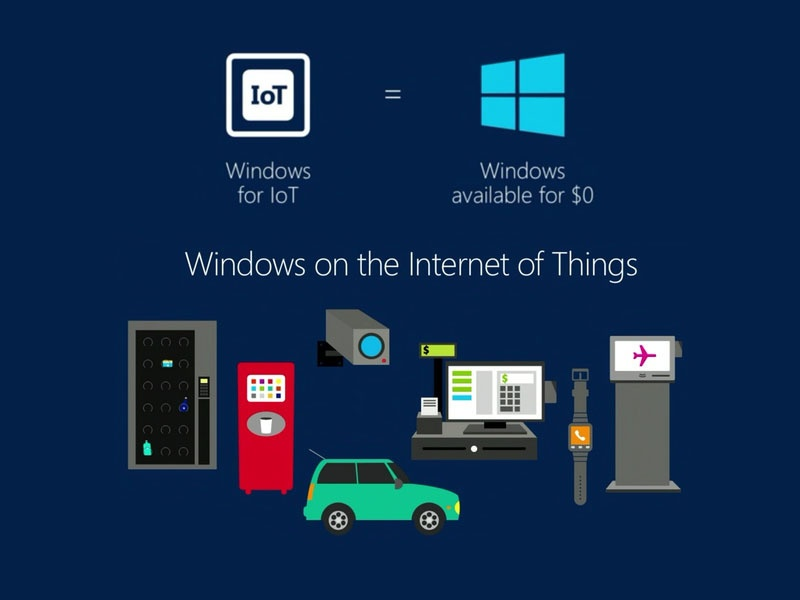 Windows 10 IoT на Raspberry Pi 2 - 2